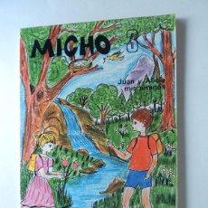 Libros de segunda mano: MICHO 3 / PREESCOLAR / EXPERIENCIAS / JUAN Y ALICIA MIS AMIGOS / ED.BRUÑO AÑO 1982. Lote 146014209