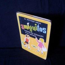 Gebrauchte Bücher - M. ANTONIO ARIAS - AMIGUITOS, METODO DE INICIACION A LA LECTURA - HIJOS DE SANTIAGO 46ª EDICION 1968 - 127962423