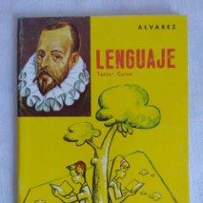 Libros de segunda mano: LIBRO EGB/LENGUAJE 3º/CURSO/ÁLVAREZ MIÑON/NUEVO¡¡¡¡¡¡¡¡ . Lote 127970911