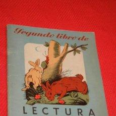 Libros de segunda mano: SEGUNDO LIBRO DE LECTURA, DE JACOBO DE ALGENDAR, SEIX BARRAL, 1943. Lote 128888475