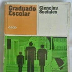 Second hand books - Graduado Escolar Ciencias Sociales Ceac - 128997228