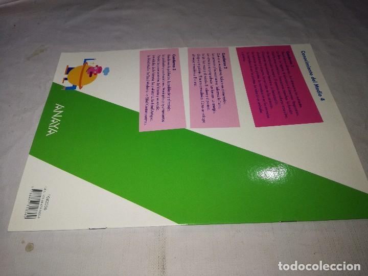 cuaderno 1- 4 primaria conocimiento del medio a - Comprar Libros de ...