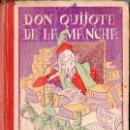 Libros de segunda mano: CERVANTES : DON QUIJOTE (HIJOS DE SANTIAGO RODRÍGUEZ, BURGOS, 1940) QUINTA EDICIÓN. Lote 129119043