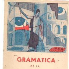 Libros de segunda mano: GRAMÁTICA DE LA LENGUA LATINA. T. DE LA A. RECIO. OVIEDO 1964. (Z/5). Lote 129256295