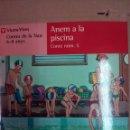 Libros de segunda mano: LLIBRE LECTURA CONTES DE LA NAU. Lote 129369446
