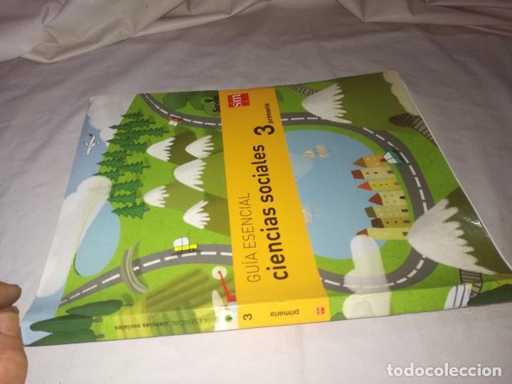 Guia Esencial Ciencias Sociales 3 Primaria Sm Comprar Libros De Texto En Todocoleccion 129483771