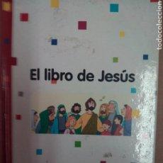 Libros de segunda mano: EL LIBRO DE JESUS 5° DE PRIMARIA. PPC.-SM. Lote 129577450