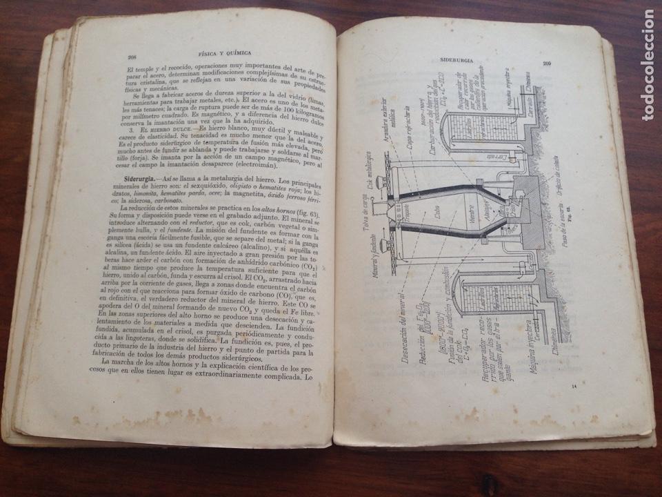 Libros de segunda mano: Resumen de física y química - Foto 2 - 129583294