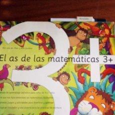 Libros de segunda mano: EL AS DE LAS MATEMÁTICAS: RON VAN DER MEER. Lote 129999823