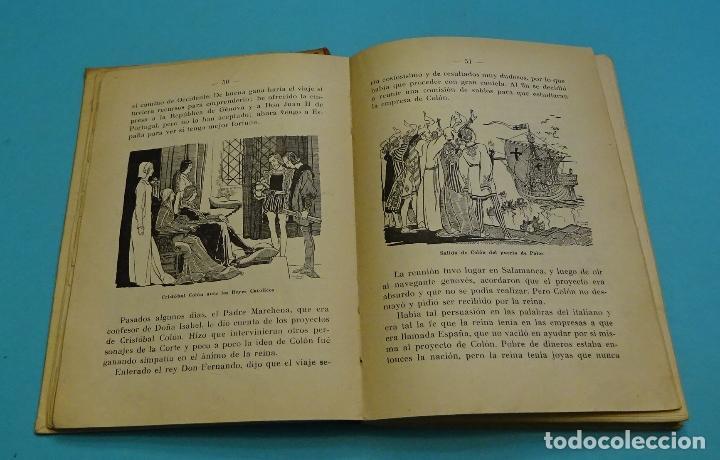 Libros de segunda mano: ESCUDO IMPERIAL. HIJOS DE SANTIAGO RODRÍGUEZ. ILUSTRACIONES DE FORTUNATO JULIÁN. 1943 - Foto 3 - 130959920