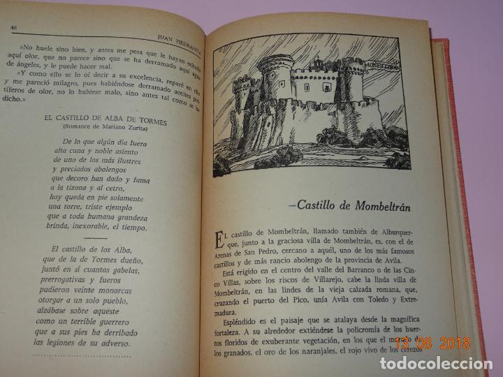 Libros de segunda mano: Libros de Escuela *CASTILLOS DE ESPAÑA* Tomos I y II - Edit Magisterio Español - Foto 5 - 131133520