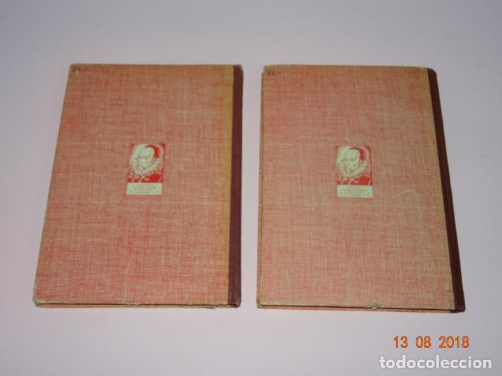Libros de segunda mano: Libros de Escuela *CASTILLOS DE ESPAÑA* Tomos I y II - Edit Magisterio Español - Foto 8 - 131133520