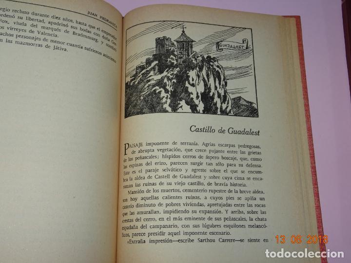 Libros de segunda mano: Libros de Escuela *CASTILLOS DE ESPAÑA* Tomos I y II - Edit Magisterio Español - Foto 10 - 131133520