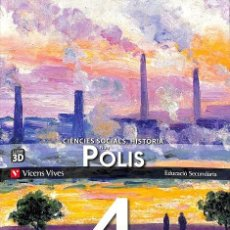 Libros de segunda mano: NOU POLIS 4 (CATALÁN).. Lote 131261068