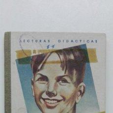 Libros de segunda mano: VIDA Y MEDIDA. LECTURAS DIDÁCTICAS. EDICIONES AFRODISIO AGUADO, 1940 LIBRO ESCOLAR DE LECTURA. Lote 132419742