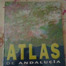 Libros de segunda mano: LIBRO. ATLAS DE ANDALUCÍA, GRAZALEMA. SANTILLANA. , NUEVA SIN USO ENCELOFANADA, VER FOTOS.. Lote 133017178