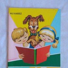 Libros de segunda mano: CARTILLA ALVAREZ/MI CARTILLA 2ª PARTE. NUEVA¡¡¡¡¡¡¡¡. Lote 159429528
