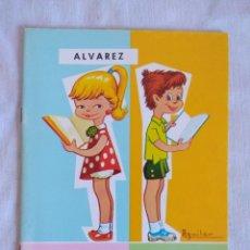 Libros de segunda mano: CARTILLA ALVAREZ/MI CARTILLA 3ª PARTE. NUEVA¡¡¡¡¡¡¡¡. Lote 159429457