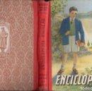 Libros de segunda mano: ENCICLOPEDIA SEGUNDO GRADO - EDELVIVES, 1953. Lote 133997006