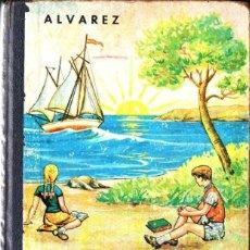 Libros de segunda mano: ENCICLOPEDIA ÁLVAREZ TERCER GRADO (MIÑÓN, 1963). Lote 135569942