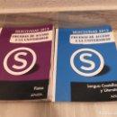 Libros de segunda mano: LIBROS DE PRUEBAS DE ACCESO A LA UNIVERSIDAD - FISICA - LENGUA CASTELLA Y LITERATURA 2012 - ANAYA. Lote 135955898