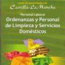 Libros de segunda mano: PSICOTÉCNICOS ORDENANZAS Y PERSONAL DE LIMPIEZA Y SERVICIOS DOMÉSTICOS. Lote 136258834