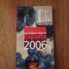 Second hand books - GUIA CAMPSA 2006 DE LOS MEJORES VINOS DE ESPAÑA - 136318702