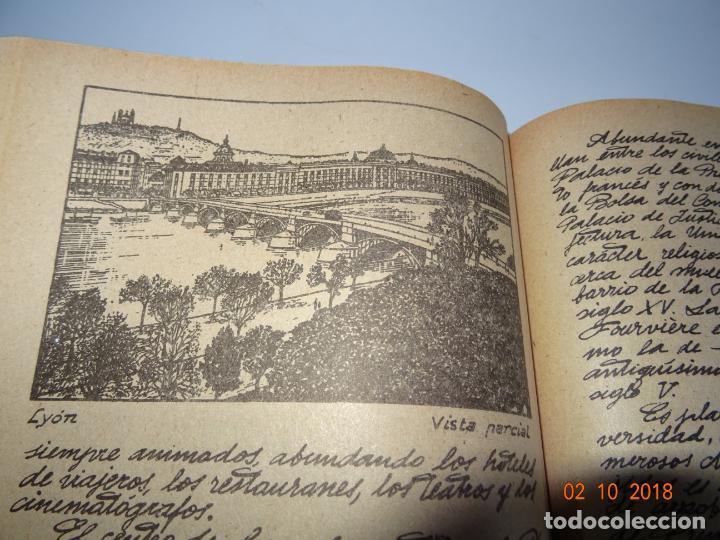 Libros de segunda mano: Antiguo Libro de Escuela EUROPA Y SUS GRANDES CIUDADES de la Editorial Miguel A. Salvatella Año 1958 - Foto 8 - 136592210