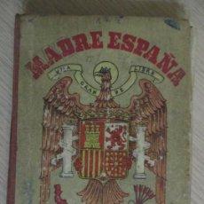 Libros de segunda mano: MADRE ESPAÑA. LIBRO DE LECTURA. GRADO MEDIO Y SUPERIOR POR S.M. CUARTA EDICIÓN. 1948. Lote 137112310