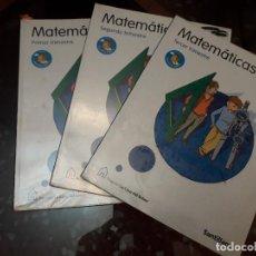 Libros de segunda mano: 11-00252 -ISBN 978-84-294-9363-4 - MATEMATICAS 5º PRIMARIA. Lote 137242258