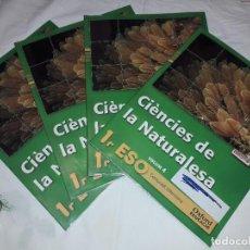 Libros de segunda mano: 11-00257 -ISBN 978-84-673-6561-0 - CIENCIAS DE LA NATURALEZA 1º ESO. Lote 137243406
