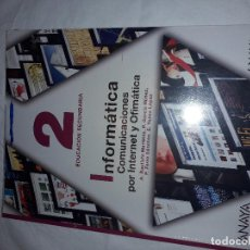 Libros de segunda mano: 11-00259 -ISBN 978-84-678-1170-4 - INFORMATICA 2º ESO. Lote 137244022