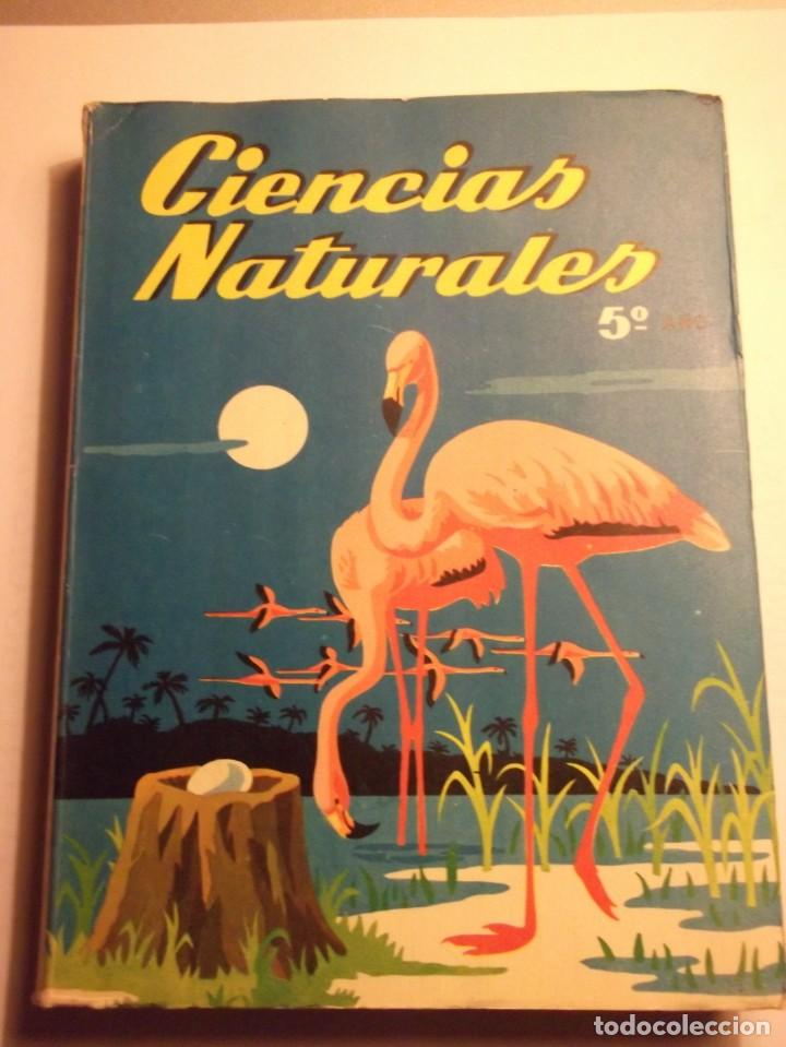 Usado, CIENCIAS NATURALES 5º. BACHILLERATO. EDITORIAL S.M. segunda mano