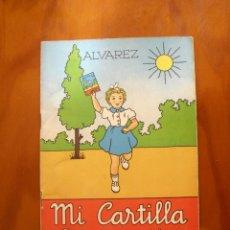Libros de segunda mano: MI CARTILLA- TERCERA PARTE - ALVAREZ -EDICION OCTAVA- 1962 MIÑÓN VALLADOLID. Lote 136983074