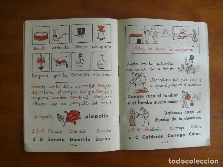 Libros de segunda mano: MI CARTILLA- TERCERA PARTE - ALVAREZ -EDICION OCTAVA- 1962 MIÑÓN VALLADOLID - Foto 3 - 136983074