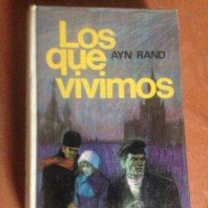 Second hand books - LOS QUE VIVIMOS - 137366884