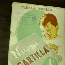 Libros de segunda mano - NUEVA CARTILLA 1ª PARTE TEXTOS ESCOLARES AGUADO - 137497466