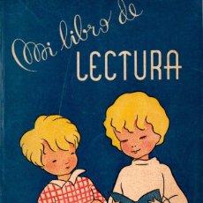 Libros de segunda mano: MI LIBRO DE LECTURA S.T.J. 1961. Lote 137843090