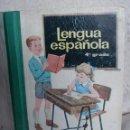 Libros de segunda mano: LENGUA ESPAÑOLA. 4º GRADO. EDICIONES S. M. 1966. Lote 151139922