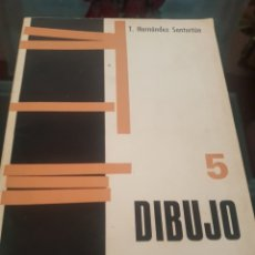 Libros de segunda mano: DIBUJO 5 TEIDE. Lote 138753854