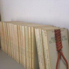 Libros de segunda mano: LOTE DE 37 LIBROS ALIANZA HERNANDO. Lote 139087812