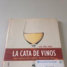 Second hand books - LA CATA DE VINOS - 139358249