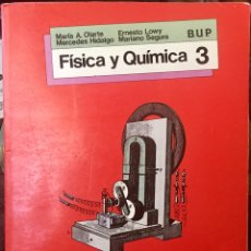 Second hand books - 1989, FÍSICA Y QUÍMICA 3 BUP. Ed. SM. - 139528673