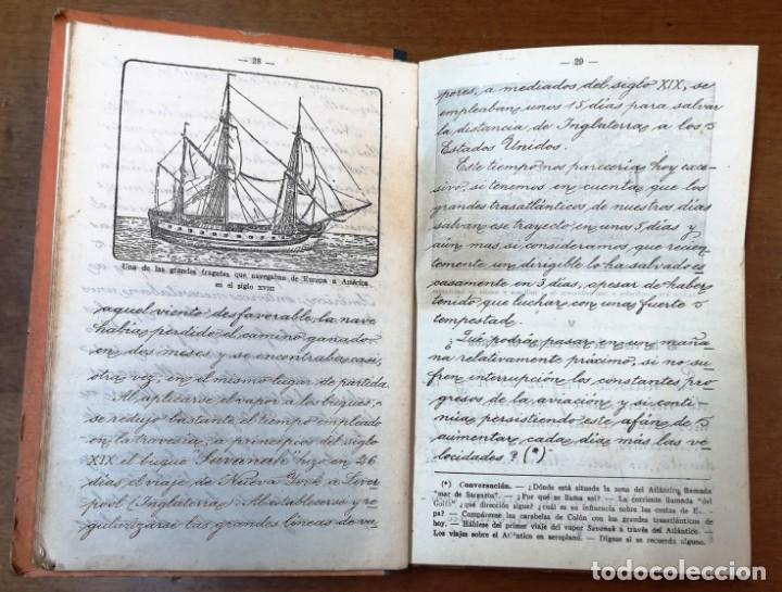 Libros de segunda mano: PAISES Y MARES (TERCER MANUSCRITO)-JOAQUIN PLA CARGOL-DALMAU CARLES PLA GERONA 1944 - Foto 2 - 139560330