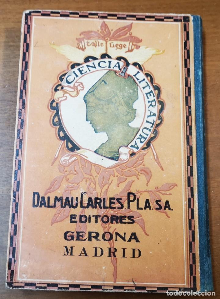 Libros de segunda mano: PAISES Y MARES (TERCER MANUSCRITO)-JOAQUIN PLA CARGOL-DALMAU CARLES PLA GERONA 1944 - Foto 4 - 139560330