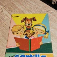 Libros de segunda mano: MI CARTILLA - SEGUNDA PARTE - ÁLVAREZ. Lote 139970069