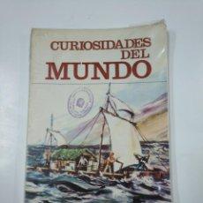 Libros de segunda mano: CURIOSIDADES DEL MUNDO. - LECTURA CURSO QUINTO. - EDITORIAL MAGISTERIO ESPAÑOL. TDK296. Lote 140157874