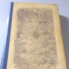 Libros de segunda mano: LAS CUATRO NAVIDADES. Lote 141139894