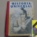 Libros de segunda mano: EDELVIVES: HISTORIA UNIVERSAL. Lote 141176810