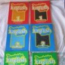 Libros de segunda mano: THE CAMBRIEDGE ENGLISH COURSE / 6 LIBROS DIFERENTES/ NUEVOS¡¡¡¡¡¡, DE 1º, 2º, Y 3º.. Lote 141477790